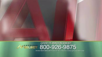 American Select Health TV Spot, 'Top A-Rated Carriers' - Thumbnail 8