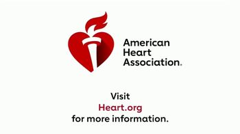 American Heart Association TV Spot, 'Health Emergency' - Thumbnail 8