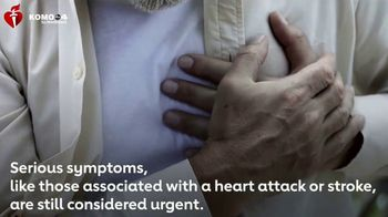American Heart Association TV Spot, 'Health Emergency'