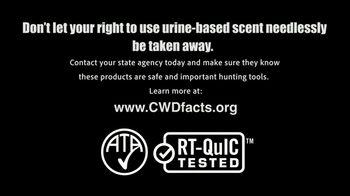ATA Deer Protection Program TV Spot, 'CWD Facts' - Thumbnail 9