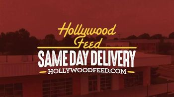 Hollywood Feed TV Spot, 'Same Day Delivery' - Thumbnail 1