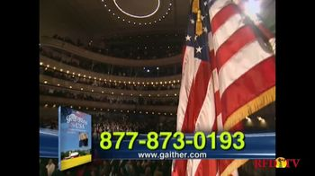 Gaither Music Group TV Spot 'God Bless the USA DVD' - Thumbnail 3