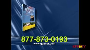 Gaither Music Group TV Spot 'God Bless the USA DVD' - Thumbnail 5