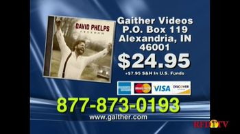 Gaither Music Group TV Spot 'God Bless the USA DVD' - Thumbnail 7