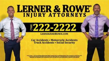 Lerner and Rowe Injury Attorneys TV Spot, 'Coins vs. Dollars'