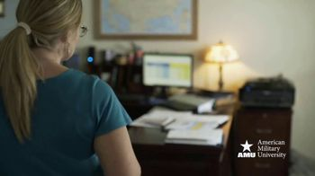 American Military University TV Spot, 'Helping Military Students Achieve Their Potential' - Thumbnail 6