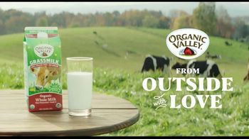 Organic Valley Grassmilk TV Spot, 'I Love Nutrient Density' - Thumbnail 10