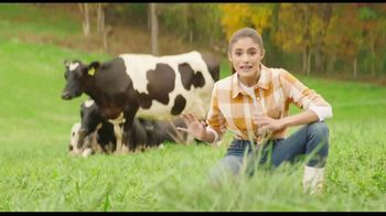 Organic Valley Grassmilk TV Spot, 'I Love Nutrient Density' - Thumbnail 3