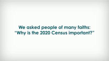 U.S. Census Bureau TV Spot, 'Your Response is Crucial: Faith-Based' - Thumbnail 1