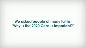U.S. Census Bureau TV Spot, 'Your Response is Crucial: Faith-Based' - Thumbnail 2