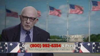 Great America PAC TV Spot, 'Criminal Justice System' Featuring Ed Rollins - Thumbnail 3