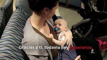 St. Jude Children's Research Hospital TV Spot, 'Gracias a ti' canción de Marti Amado & Christine Parker [Spanish] - Thumbnail 1