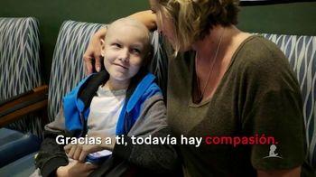 St. Jude Children's Research Hospital TV Spot, 'Gracias a ti' canción de Marti Amado & Christine Parker [Spanish] - Thumbnail 3
