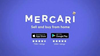 Mercari TV Spot, 'The No Meet Up Marketplace' - Thumbnail 8