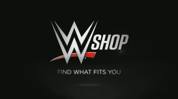 WWE Shop TV Spot, 'Crafted by History: BOGO T-Shirts' - Thumbnail 6