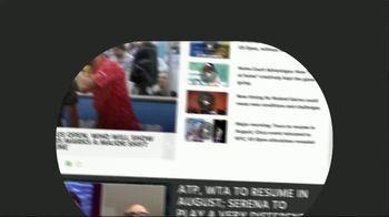 TENNIS.com TV Spot, 'Breaking News' - Thumbnail 3