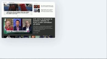 TENNIS.com TV Spot, 'Breaking News' - Thumbnail 4