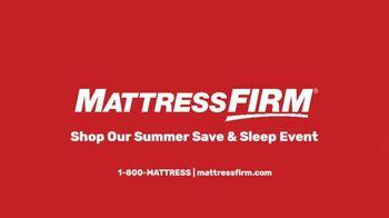 Mattress Firm Summer Save & Sleep Event TV Spot, 'Most Common Fears' - Thumbnail 9