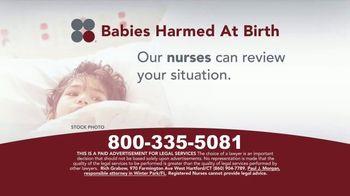 Sokolove Law TV Spot, 'Babies Harmed at Birth' - Thumbnail 2