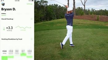 Cobra Golf Connect TV Spot, 'Displaying How You Need to Improve Your Game' Feat. Bryson DeChambeau - Thumbnail 4