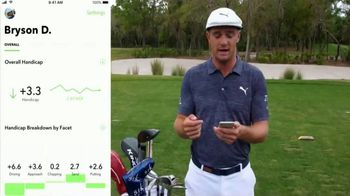 Cobra Golf Connect TV Spot, 'Displaying How You Need to Improve Your Game' Feat. Bryson DeChambeau - 3 commercial airings