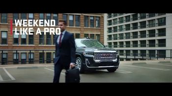 GMC Employee Discount for Everyone TV Spot, 'Weekend Starts Now' Song by Sugar Chile Robinson [T2] - Thumbnail 5