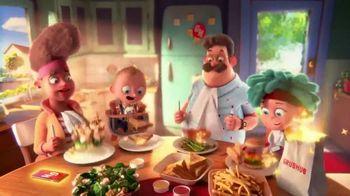 Grubhub TV Spot, 'Reward It: Family: $5 Perk' Song by Fatboy Slim - Thumbnail 4