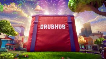 Grubhub TV Spot, 'Reward It: Family: $5 Perk' Song by Fatboy Slim - Thumbnail 7