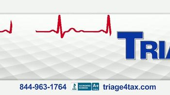 Triage4Tax.com TV Spot, 'Relieve the Pain' - Thumbnail 5