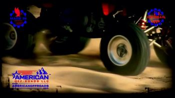 American Off-Roads LLC TV Spot, 'Delivering American Made Off-Road Parts and Accessories' - Thumbnail 1