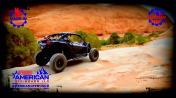 American Off-Roads LLC TV Spot, 'Delivering American Made Off-Road Parts and Accessories'