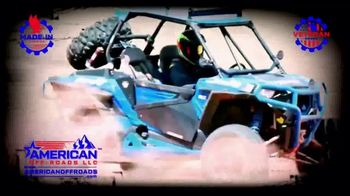 American Off-Roads LLC TV Spot, 'Delivering American Made Off-Road Parts and Accessories' - Thumbnail 5