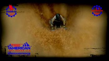 American Off-Roads LLC TV Spot, 'Delivering American Made Off-Road Parts and Accessories' - Thumbnail 6