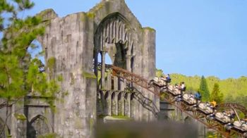 The Wizarding World of Harry Potter TV Spot, 'Hagrid's Motorbike Adventure' Song by John Williams - 6571 commercial airings