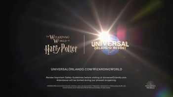 The Wizarding World of Harry Potter TV Spot, 'Hagrid's Motorbike Adventure' Song by John Williams - Thumbnail 9