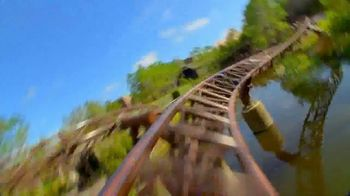 The Wizarding World of Harry Potter TV Spot, 'Hagrid's Motorbike Adventure' Song by John Williams - Thumbnail 4