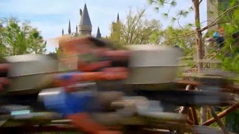 The Wizarding World of Harry Potter TV Spot, 'Hagrid's Motorbike Adventure' Song by John Williams - Thumbnail 7