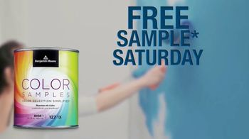 ACE Hardware TV Spot, 'Free Sample Saturday'