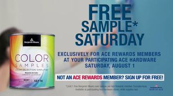 ACE Hardware TV Spot, 'Free Sample Saturday' - Thumbnail 7