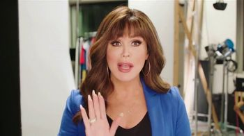 Nutrisystem TV Spot, 'Question: First Month of Meals + Shakes' Featuring Marie Osmond - 504 commercial airings