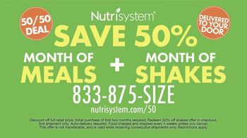 Nutrisystem TV Spot, 'Question: First Month of Meals + Shakes' Featuring Marie Osmond - Thumbnail 10