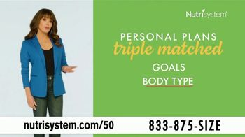 Nutrisystem TV Spot, 'Question: First Month of Meals + Shakes' Featuring Marie Osmond - Thumbnail 4
