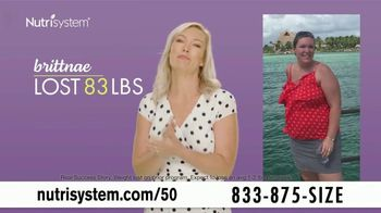 Nutrisystem TV Spot, 'Question: First Month of Meals + Shakes' Featuring Marie Osmond - Thumbnail 5