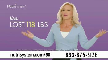 Nutrisystem TV Spot, 'Question: First Month of Meals + Shakes' Featuring Marie Osmond - Thumbnail 6