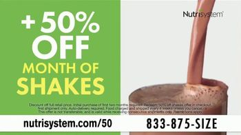 Nutrisystem TV Spot, 'Question: First Month of Meals + Shakes' Featuring Marie Osmond - Thumbnail 7