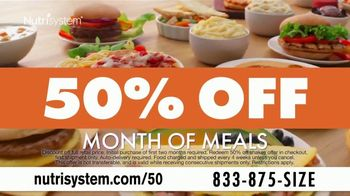 Nutrisystem TV Spot, 'Question: First Month of Meals + Shakes' Featuring Marie Osmond - Thumbnail 8