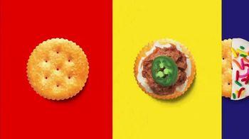 Ritz Crackers TV Spot, 'Make Room' Song by Matt and Kim - Thumbnail 2