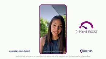Experian Boost TV Spot, 'Helped Me Lower My Car Payments' - Thumbnail 3