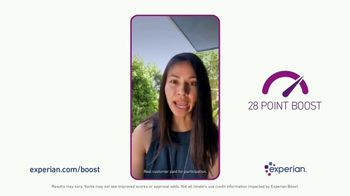 Experian Boost TV Spot, 'Helped Me Lower My Car Payments' - Thumbnail 4