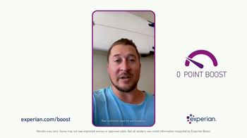 Experian Boost TV Spot, 'Helped Me Lower My Car Payments' - Thumbnail 5